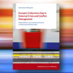 GlobalFocus experts author chapter in Bertelsmann Stiftung's EU Conflict Management book